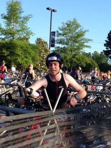 USA Triathlon Long Course Duathlon Transition