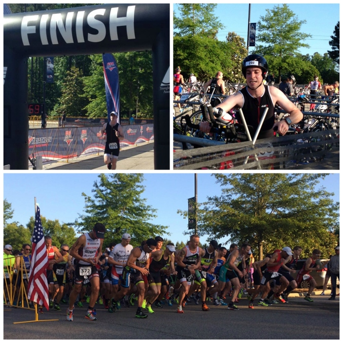 USAT Long Course Duathlon Collage